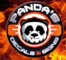 Panda's Decals & Signs